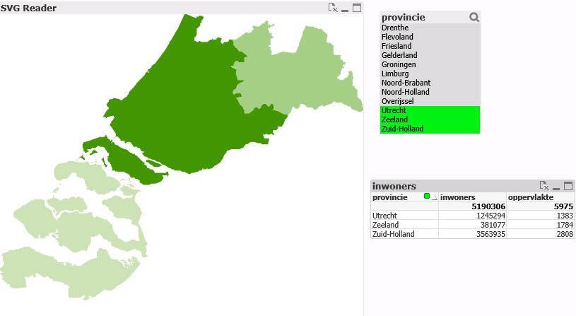 SVG kaarten als eerste stap naar GeoDiscovery